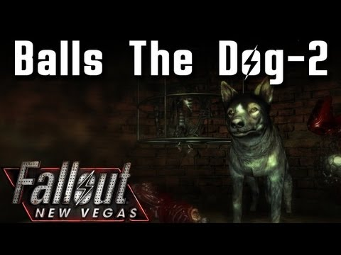 Fallout New Vegas Mods: Balls The Talking Dog! - Part 2