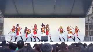 getlinkyoutube.com-【文化祭】No brand girls【ダンス】