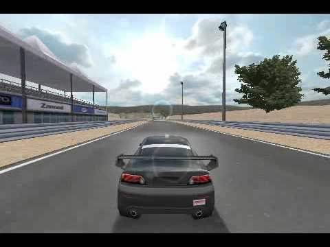 Real Racing iPhone Replay By dawninha