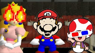 getlinkyoutube.com-Retarded64: A Theatre Mario.