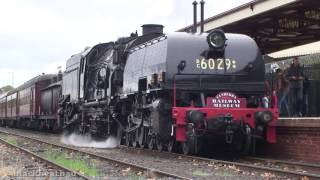 getlinkyoutube.com-Dubbo Steam Shuttle Beyer-Garratt 6029