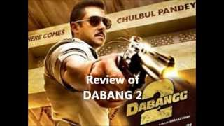 Review of Dabang 2