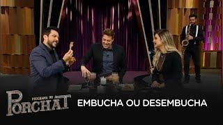 Mirella Santos e Ceará encaram o Embucha ou Desembucha