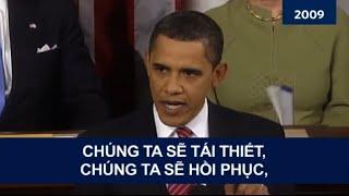 Thông điệp Liên bang của Tổng thống Obama