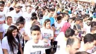 getlinkyoutube.com-Palestine Marathon 2015 ماراثون فلسطين