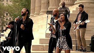 John Legend & The Roots - Wake Up Everybody (feat. Common & Melanie Fiona)
