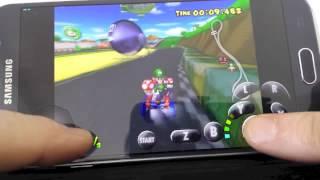 getlinkyoutube.com-Galaxy S6 running dolphin emulator