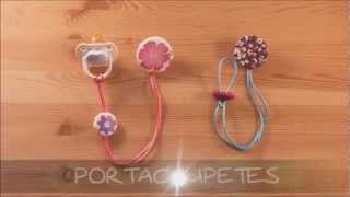 getlinkyoutube.com-Portachupetes hechos a mano