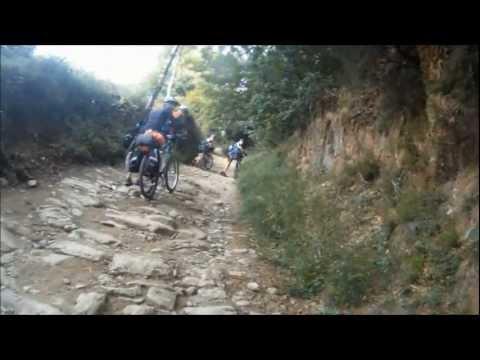 Camino frances Santiago Bici 2011 11/13 HD
