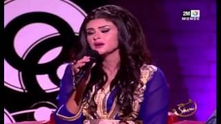 getlinkyoutube.com-رشيد شو : سلمى رشيد تغني أغنية تركية رائعة.  .Salma