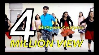 getlinkyoutube.com-Chittyaan Kalaiyaan from Roy Bollywood Dance by Ku