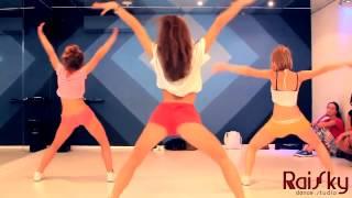 getlinkyoutube.com-Booty dance. Очень круто танцует.