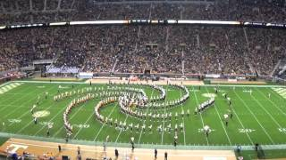 getlinkyoutube.com-2015 UT Pride of the Southland Circle Drill
