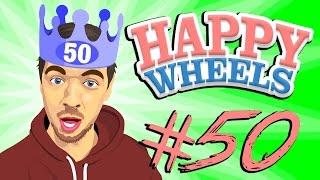 getlinkyoutube.com-Happy Wheels - Part 50 | KOBE!!