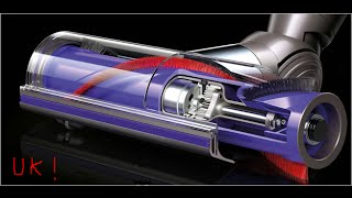 getlinkyoutube.com-Dyson V6 Absolute (UK Variant) Review all accesories and big test