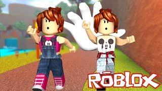 Roblox - CORRA OU A MÃO TE PEGA  (Death Run)