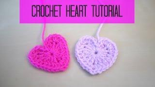 getlinkyoutube.com-CROCHET heart tutorial | Bella Coco
