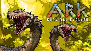 getlinkyoutube.com-ATTACK OF THE WORMS ★ ARK: Survival Evolved (45)