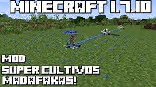 getlinkyoutube.com-Minecraft 1.7.10 MOD SUPER CULTIVOS MADAFAKAS!
