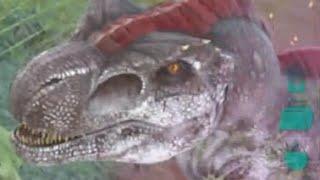 getlinkyoutube.com-ARK Survival Evolved: AlphaT-Rex!! 菁英暴龍!! 超帥!!
