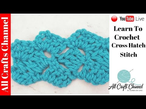 🔴Live: Learn To  Crochet