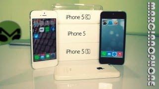 getlinkyoutube.com-iPhone 5s, iPhone 5c Review Español (Comprar o no?)