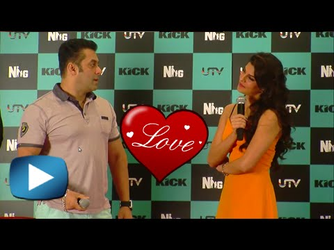 Salman Khan Opens Up About His Love For Jacqueline Fernandez