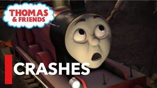 Top 30 Crashes | Thomas & Friends