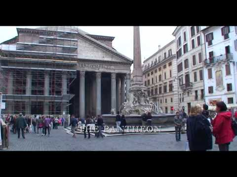 Rome Walking Tour DVD