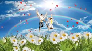 getlinkyoutube.com-Любовь окрыляет!!! Бесплатный футаж.