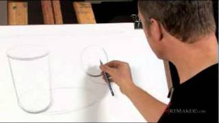 getlinkyoutube.com-Drawing Still Life 1/10 Getting Started (1 of 2)