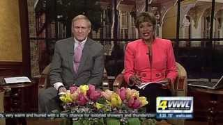 WWLTV hosts Krewe du Who on Morning Show