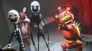getlinkyoutube.com-[SFM FNAF] #Secret Enemies - Episode 5