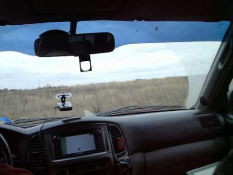 Покатушки на Toyota Land Cruiser 105 (3)