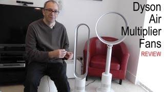 getlinkyoutube.com-Dyson AM02 & AM03 Air Multiplier Fans