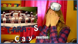 "getlinkyoutube.com-T-ARA - ""So Crazy"" MV Reaction"