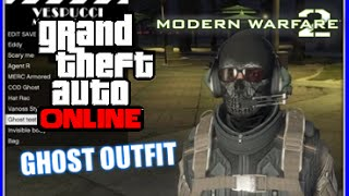 "GTA 5 Online - How to get Simon ""Ghost"" Riley Outfit for PS4, PS3, XBOX ONE, XBOX 360"