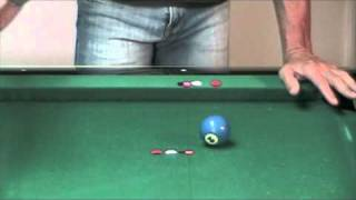 getlinkyoutube.com-Billiard Aiming: How to Compensate for Spin