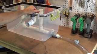 getlinkyoutube.com-Bio-composter assembly