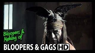 getlinkyoutube.com-The Lone Ranger (2013) Bloopers Outtakes Gag Reel (Part1/2)