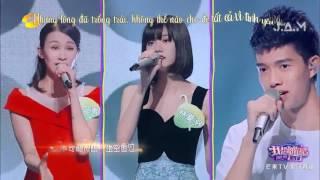 [Vietsub] Tình Yêu Thời Hiện Đại - Trương Trí Lâm, ... Come Sing With Me Season 2 width=