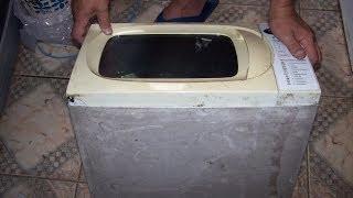 getlinkyoutube.com-Maquina de solda caseira feita com microondas