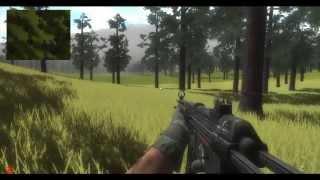getlinkyoutube.com-[UNITY3D] FPS Zombies Multiplayer Project Update #1