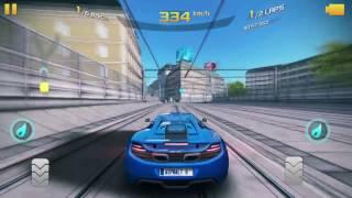 getlinkyoutube.com-Asphalt 8: Airborne McLaren 12C Spider Walkthrough