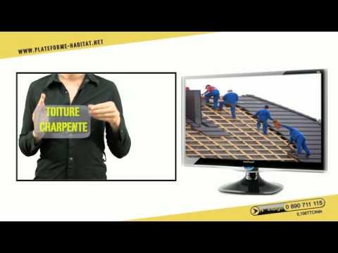 travaux couverture maison immeuble : toiture & charpente devis gratuit