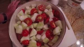 getlinkyoutube.com-MY FAVORITE DISH MADE FROM OUR GARDEN