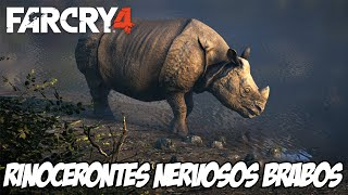 getlinkyoutube.com-Far Cry 4 Piratas Caçadores - Rinocerontes NERVOSOS BRABOS