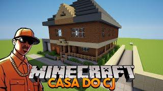 getlinkyoutube.com-Minecraft: Como construir a casa do CJ (GTA San Andreas)