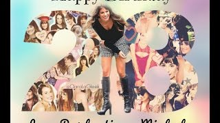getlinkyoutube.com-♥ Happy 28th Birthday • Lea Michele Tribute ♥