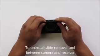 getlinkyoutube.com-Lensmate Sony RX100 V Filter Adapter (also fits RX100 IV, III, RX100 I I, RX100) 52mm